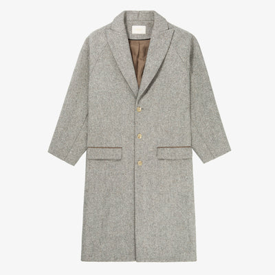 WOOL TOP COAT