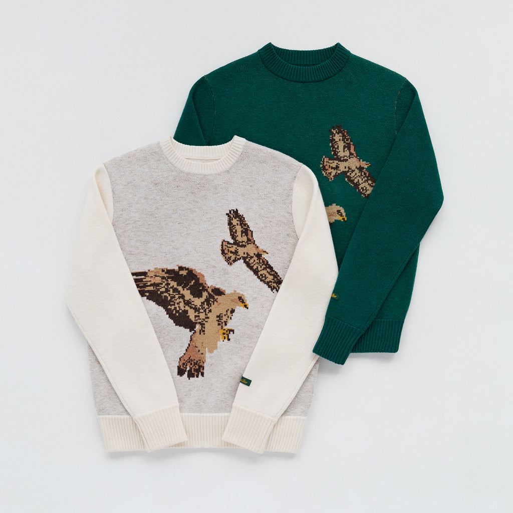 PEREGRINE FALCON SWEATER