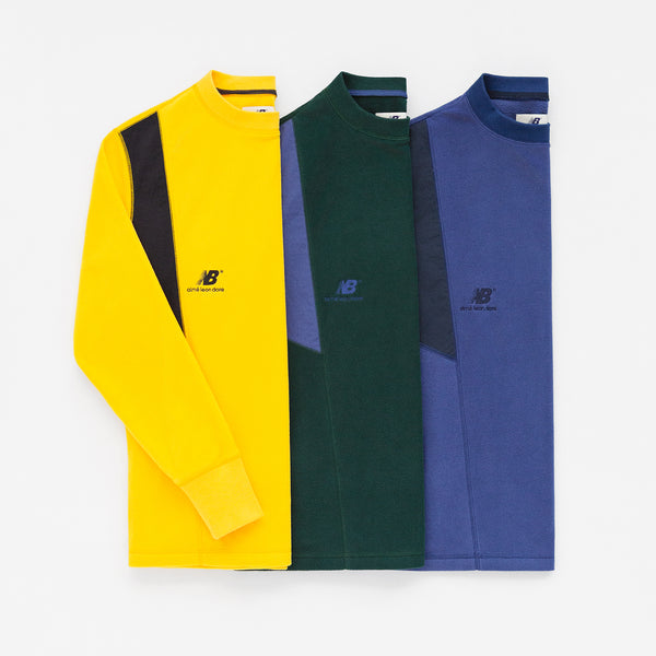 ALD / NEW BALANCE LS FLEECE TEE