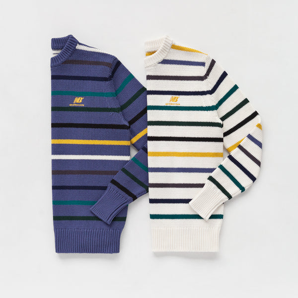 ALD / NEW BALANCE KNIT SWEATER