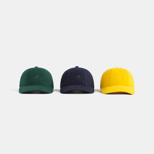 ALD / NEW BALANCE FLEECE 6-PANEL
