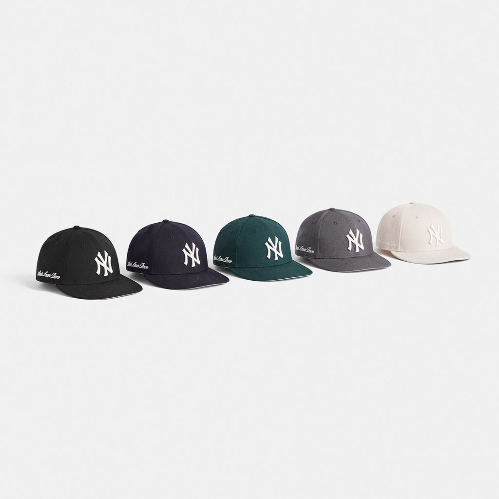 ALD / NEW ERA YANKEES HAT - GREY - Hats Aimé Leon Dore
