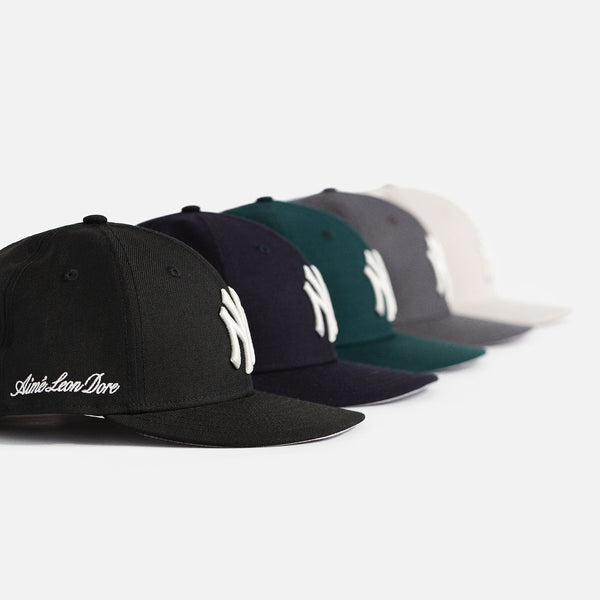 ALD / NEW ERA YANKEES HAT - STONE - Hats Aimé Leon Dore