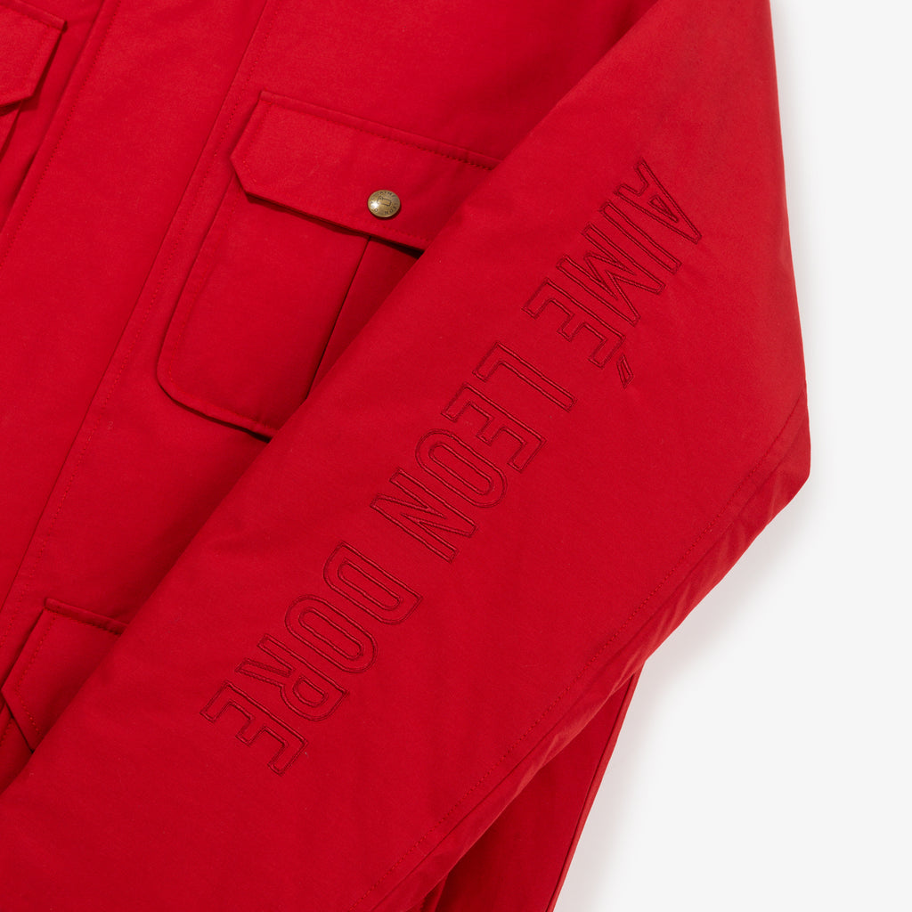 MOUNTAIN JACKET - RED