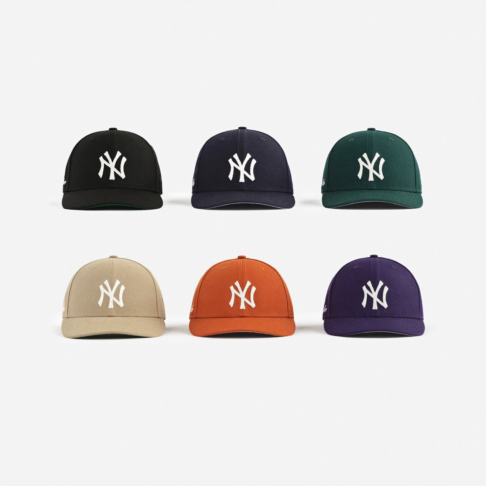ALD / New Era Chain Stitch Yankee Hat