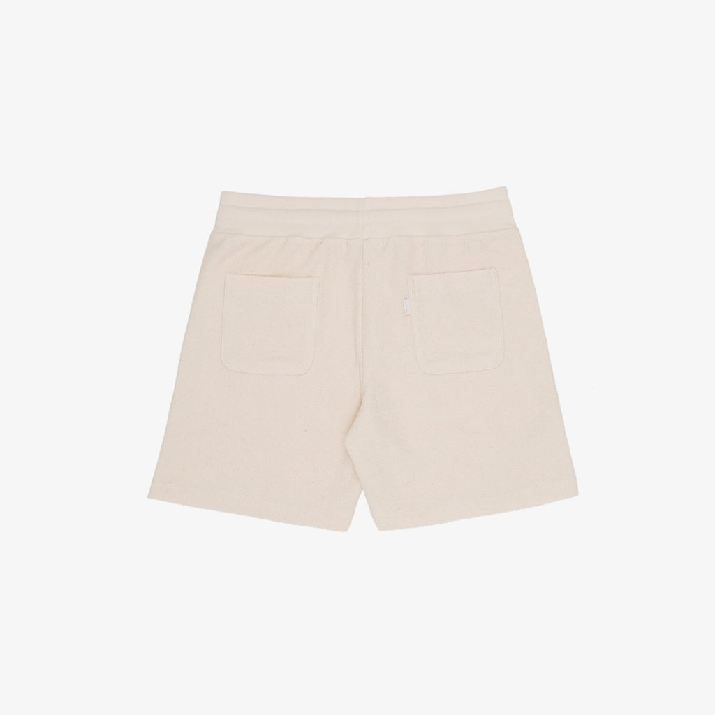 REVERSE TERRY SHORTS