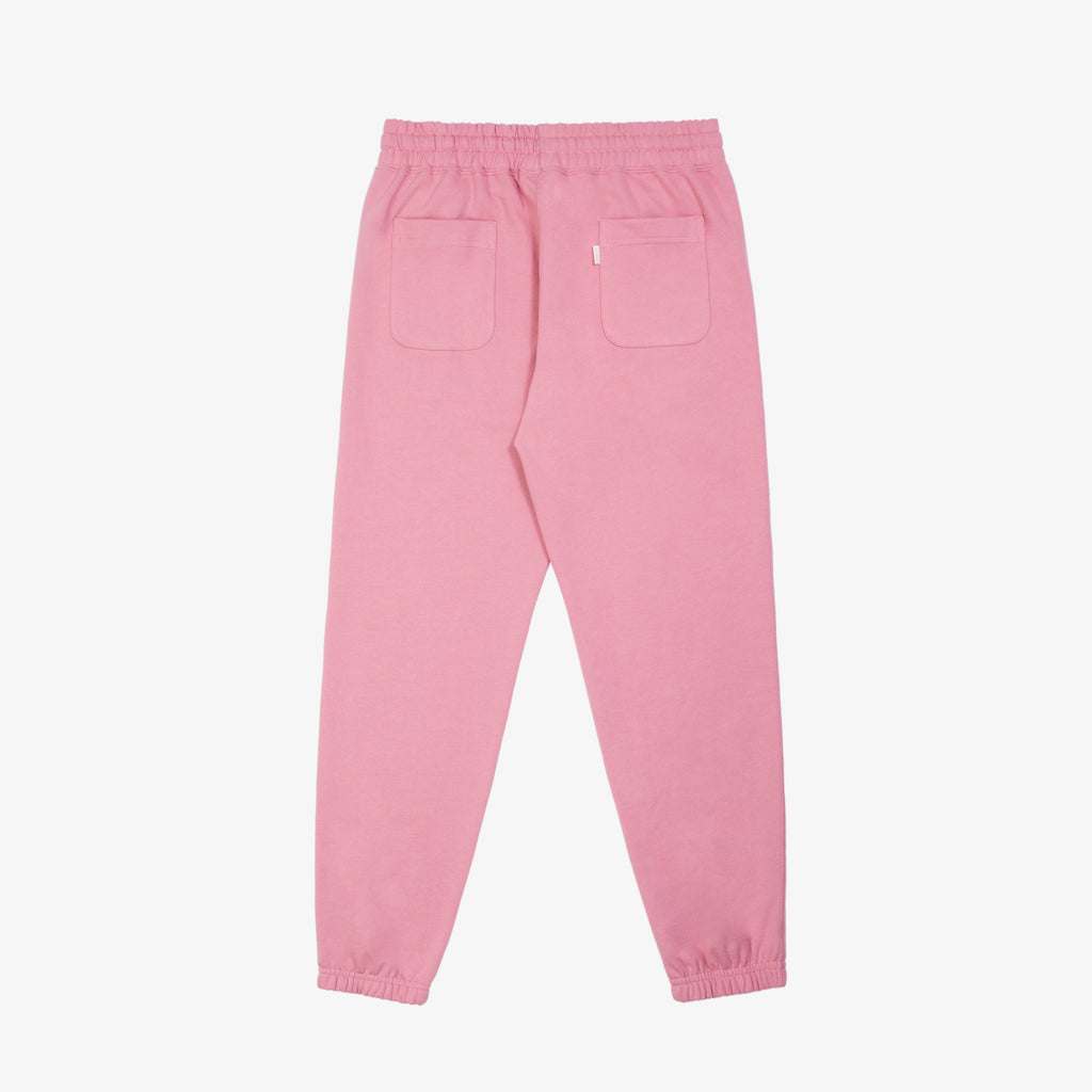 FRENCH TERRY SWEAT PANT-PINK - Bottoms Aimé Leon Dore