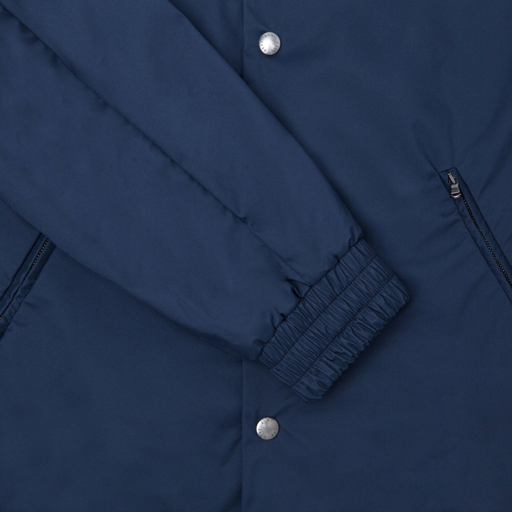 COACH JACKET-NAVY