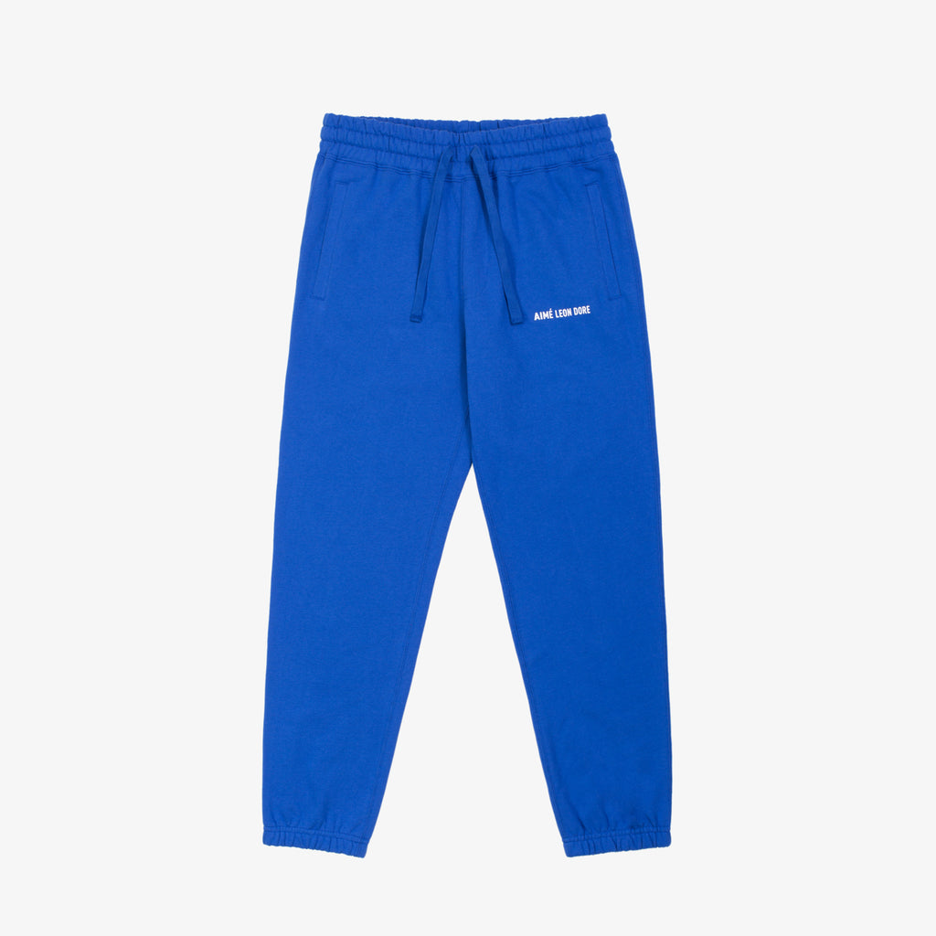 FRENCH TERRY SWEAT PANT-ROYAL