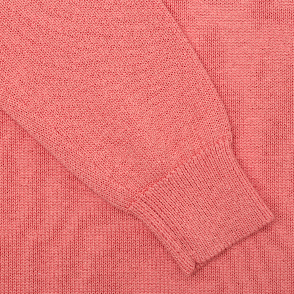 LIGHT-WEIGHT MOCKNECK KNIT-PINK - Crewneck Aimé Leon Dore