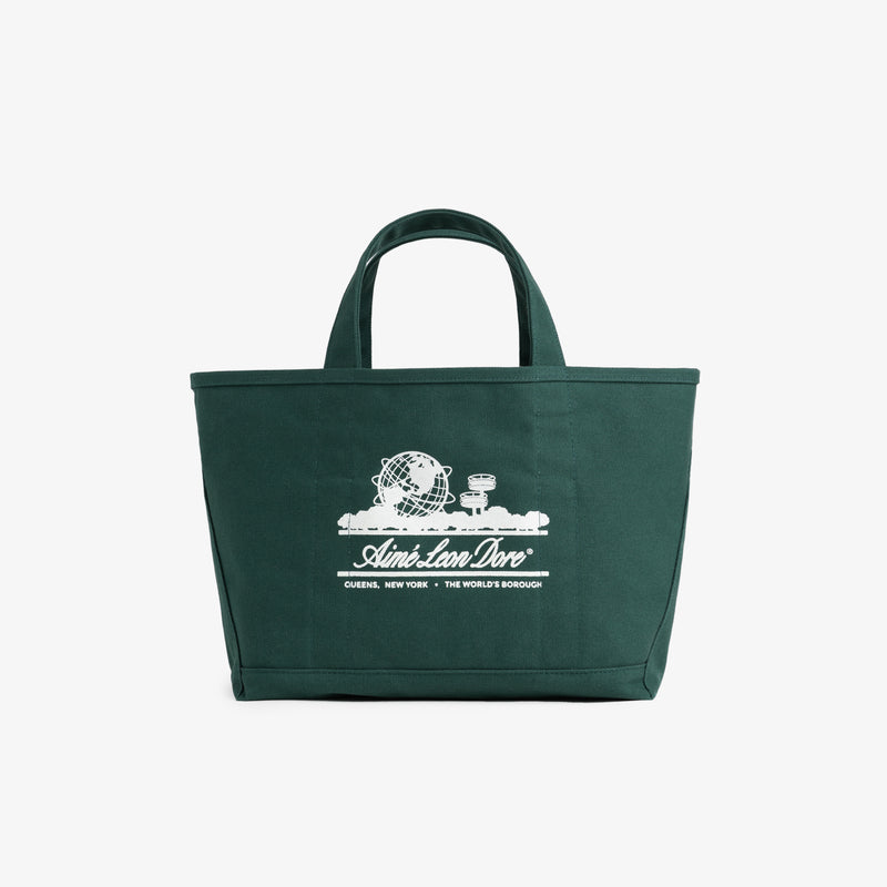 Small Unisphere Tote Bag