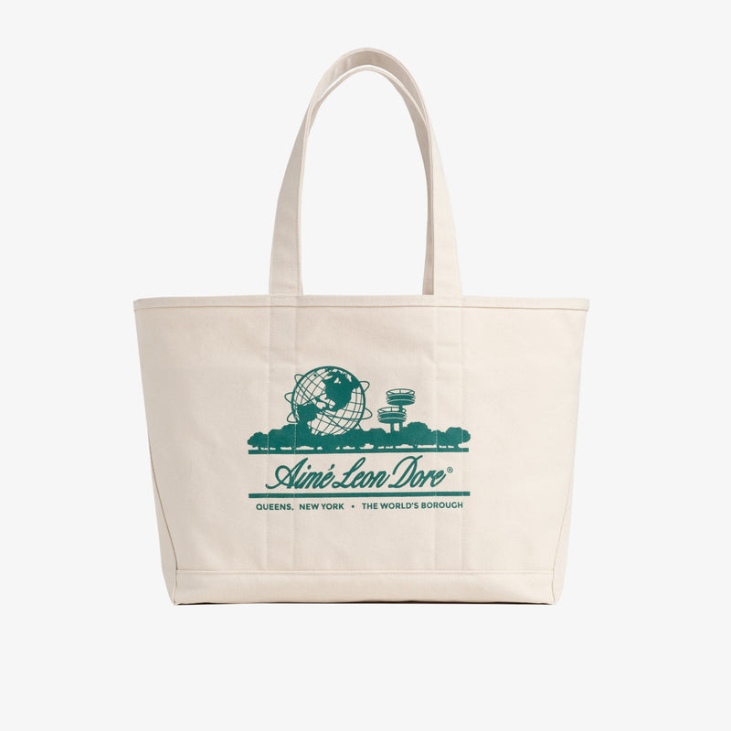 Large Unisphere Tote Bag