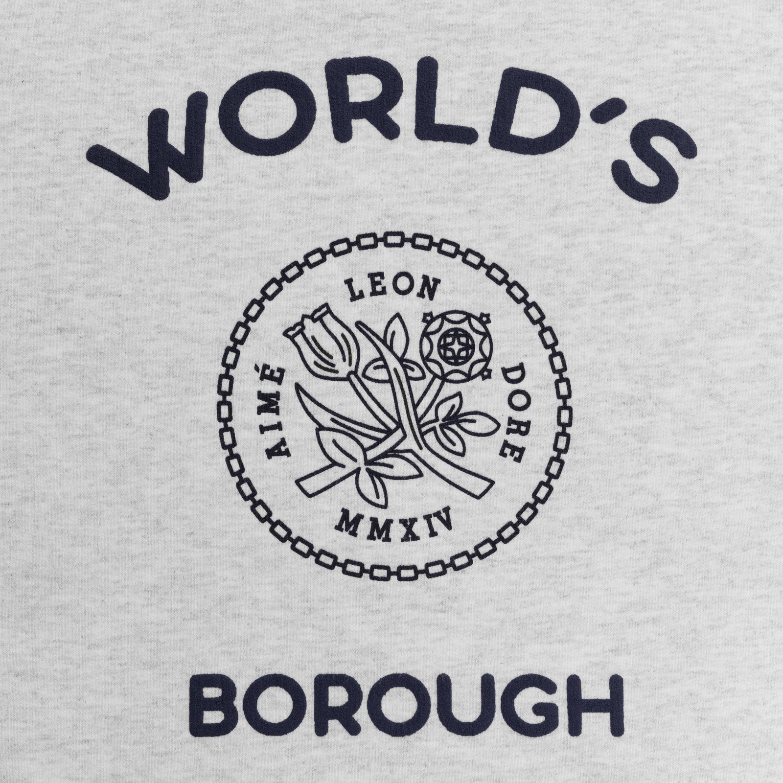 World's Borough Hoodie