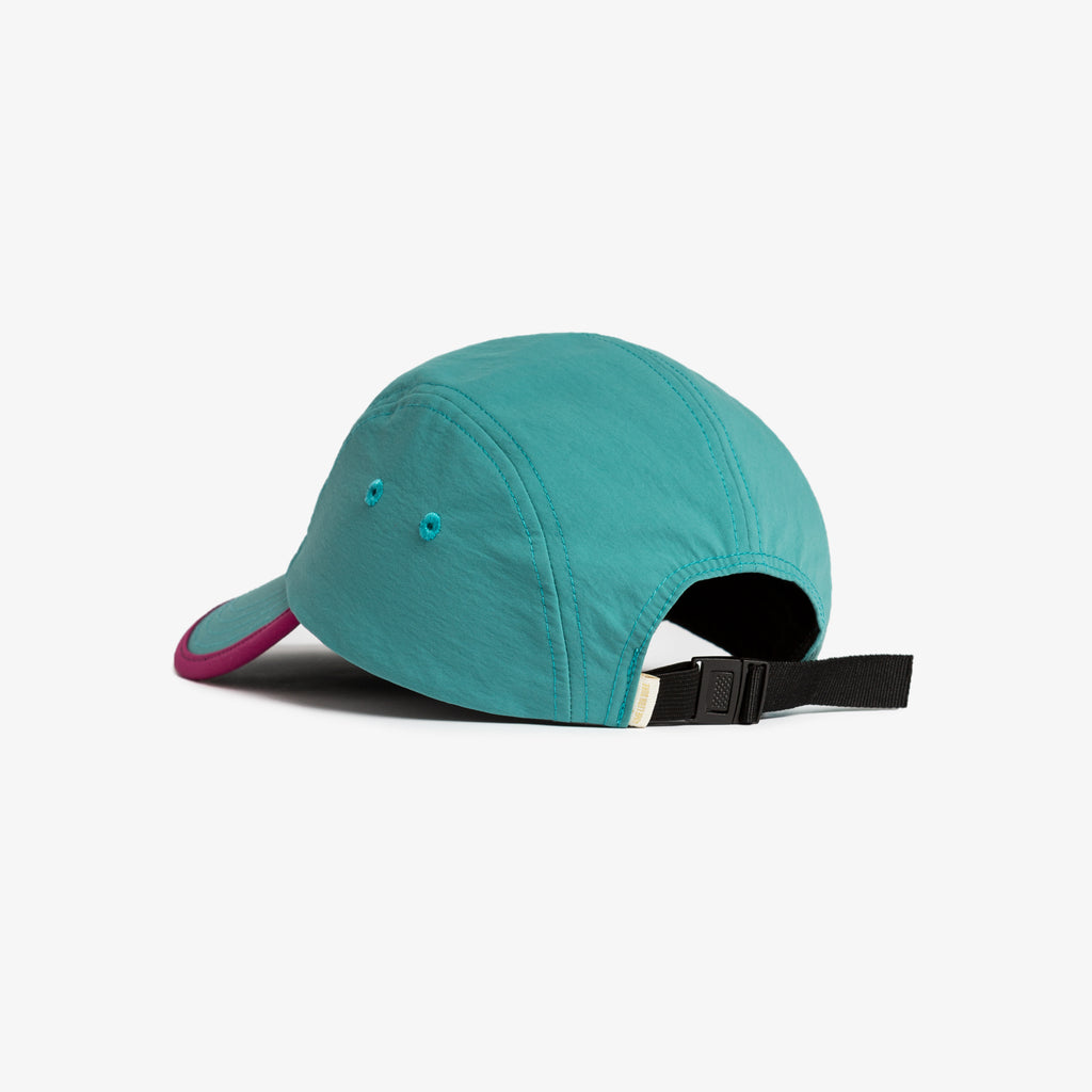 5 PANEL SPORTS CAP - TEAL - Hats Aimé Leon Dore