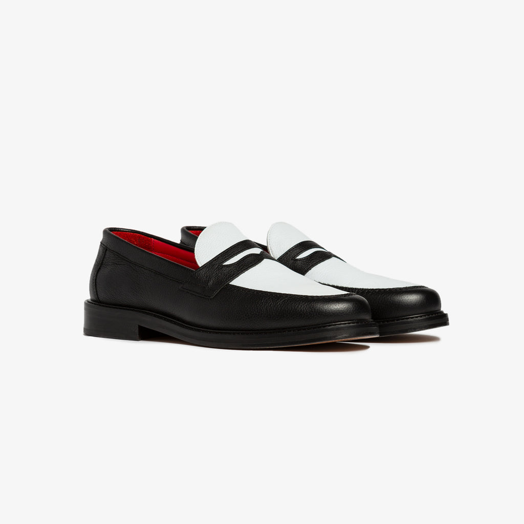 ALD PENNY LOAFER - BLACK - Shoes Aimé Leon Dore