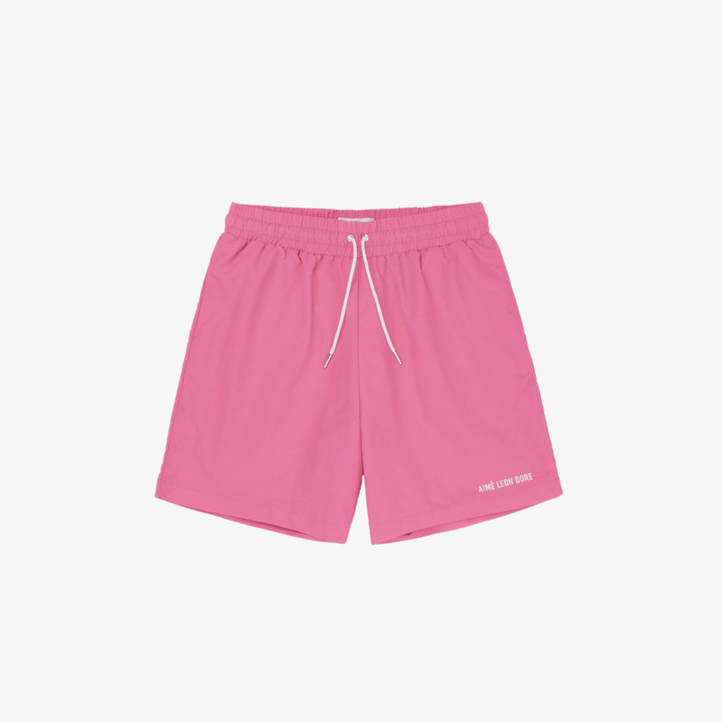 Swim Shorts - Pink - Bottoms Aimé Leon Dore