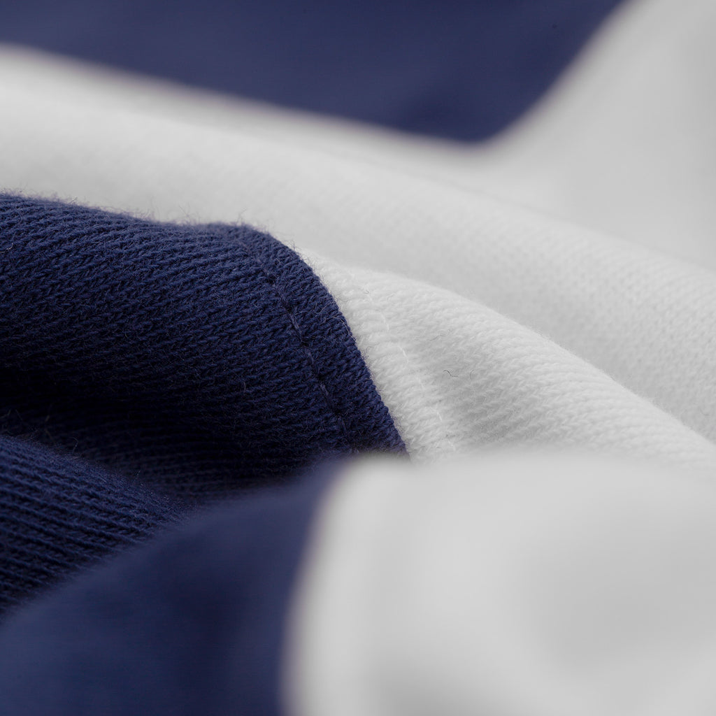 Striped Tee - Navy - Shirt Aimé Leon Dore