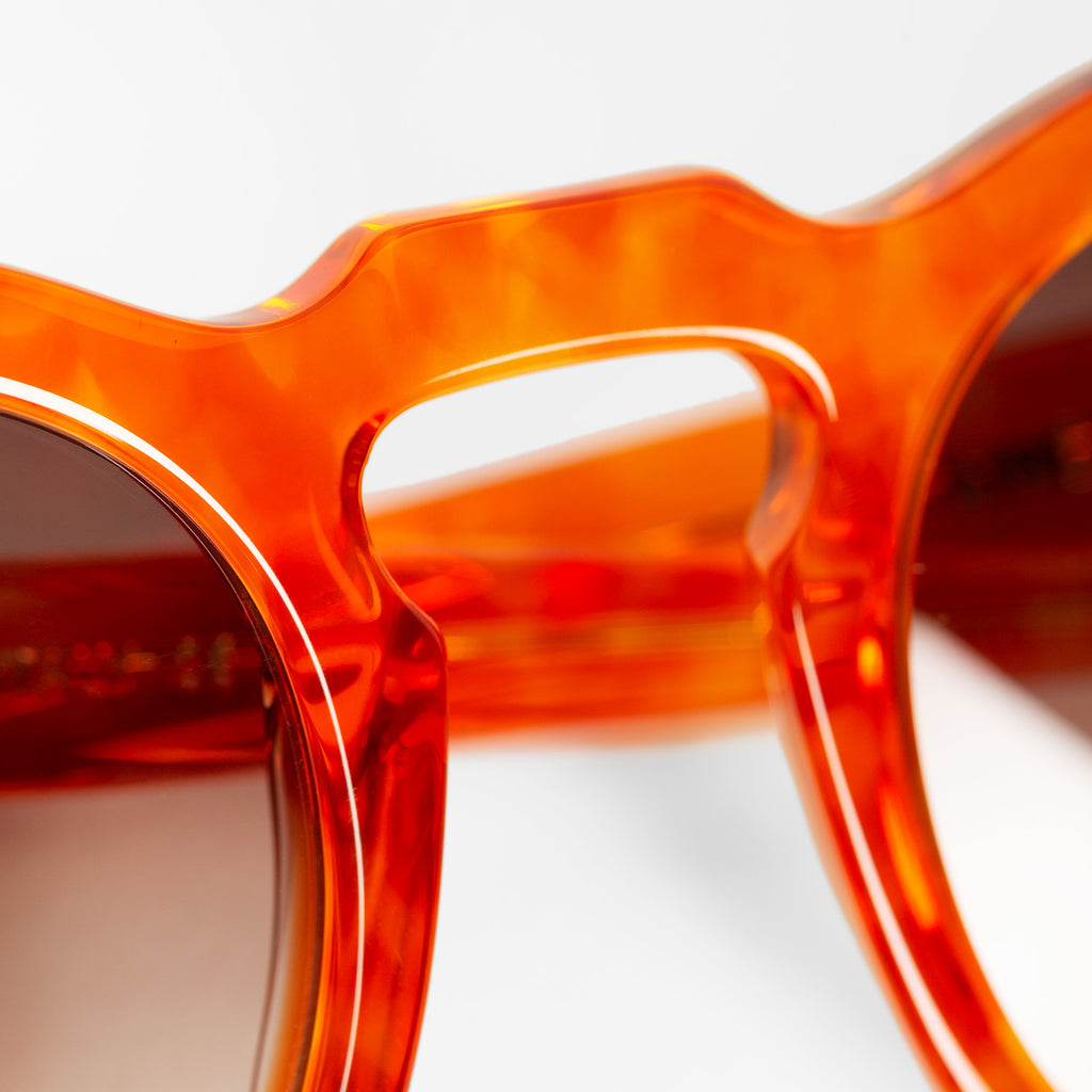 ALD SUNNIES - ORANGE - Eyewear Aimé Leon Dore