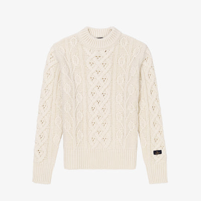 FISHERMAN KNIT SWEATER-CREAM - Sweaters Aimé Leon Dore ef38d65f8