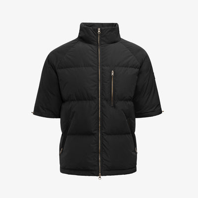 SS DOWN JACKET-BLACK
