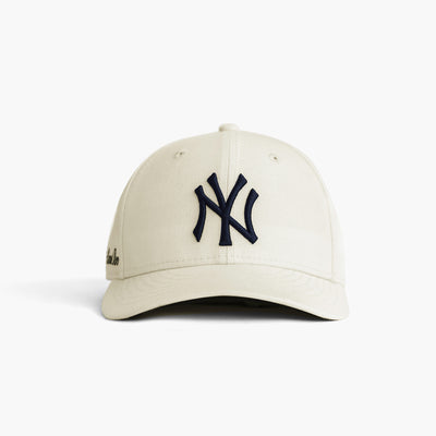 NEW ERA YANKEES HAT - CREAM