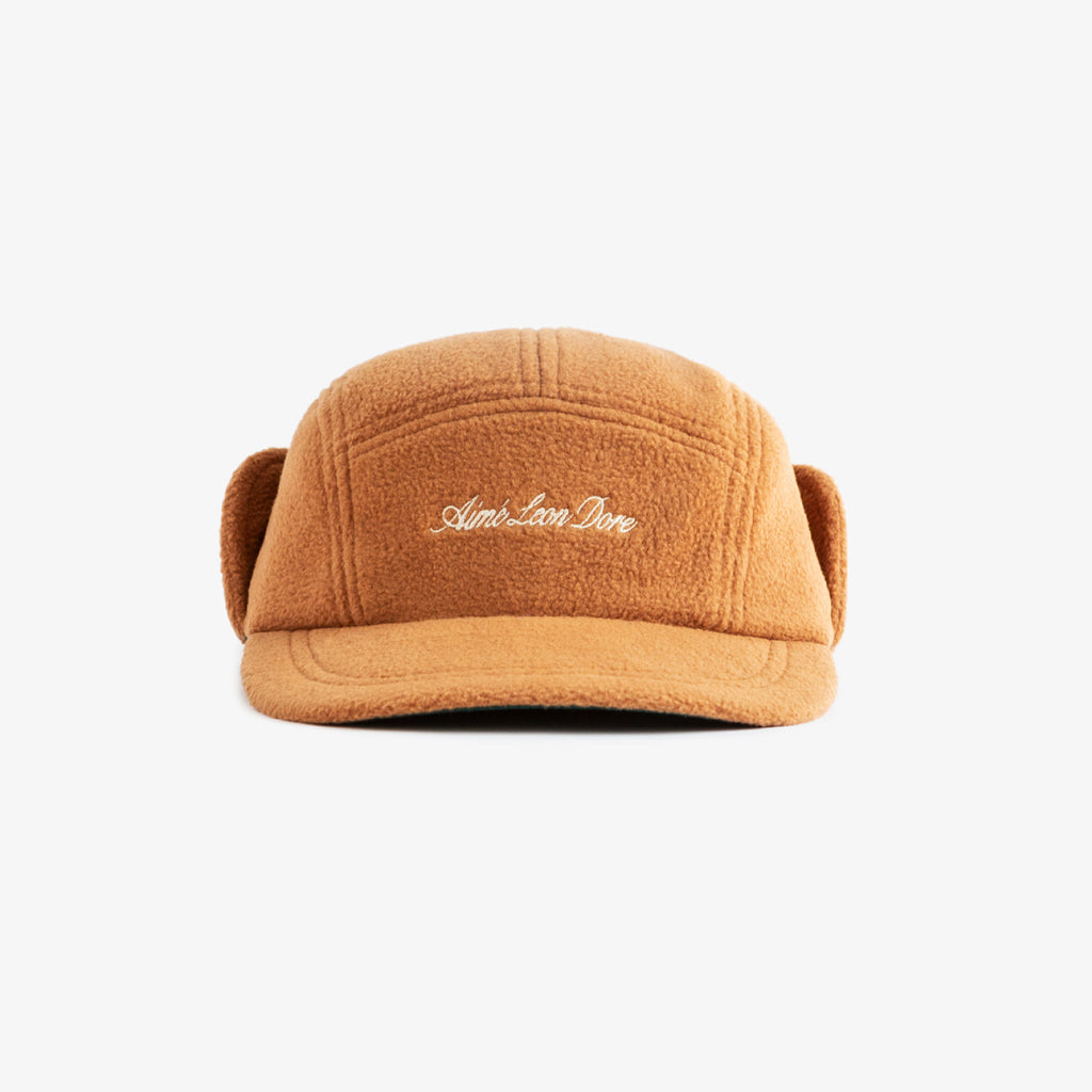 FLEECE DOWN FLAP 5 PANEL - Hats Aimé Leon Dore