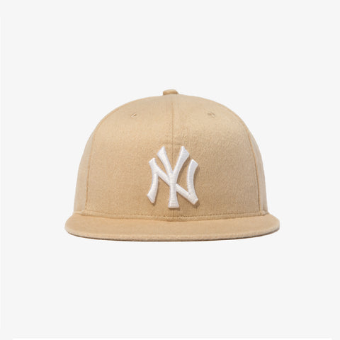 59FIFTY YANKEE CAP- CAMEL HAIR