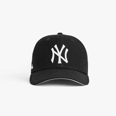 NEW ERA YANKEES HAT - BLACK