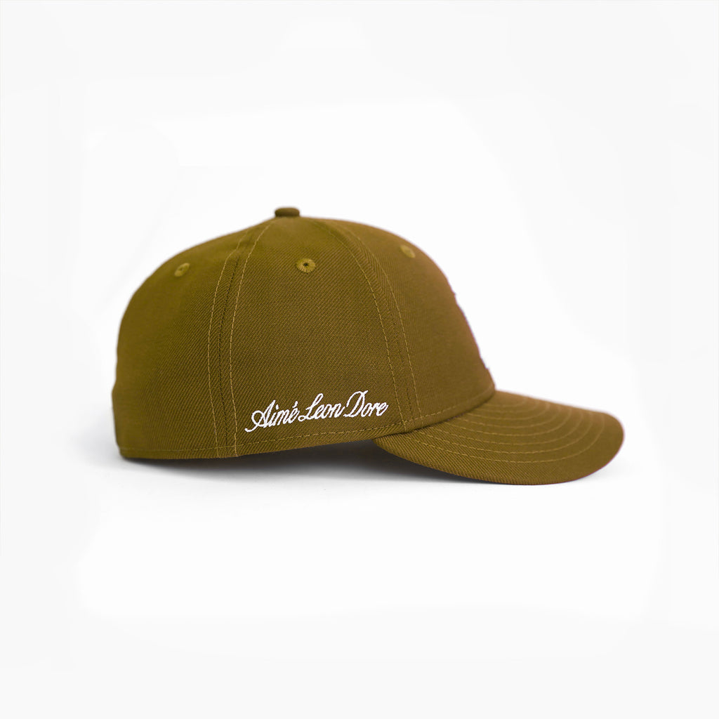 NEW ERA YANKEES HAT - OLIVE