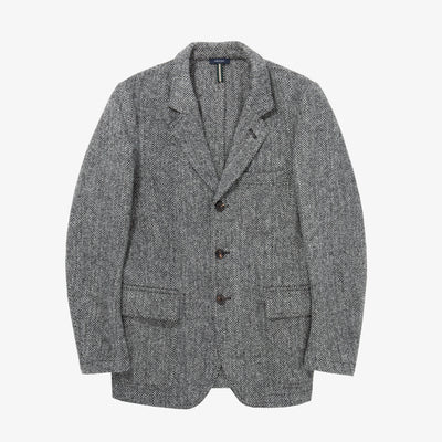 HERRINGBONE GAME BLAZER