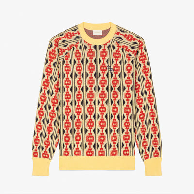 CARPET KNIT CREWNECK - Sweaters Aimé Leon Dore