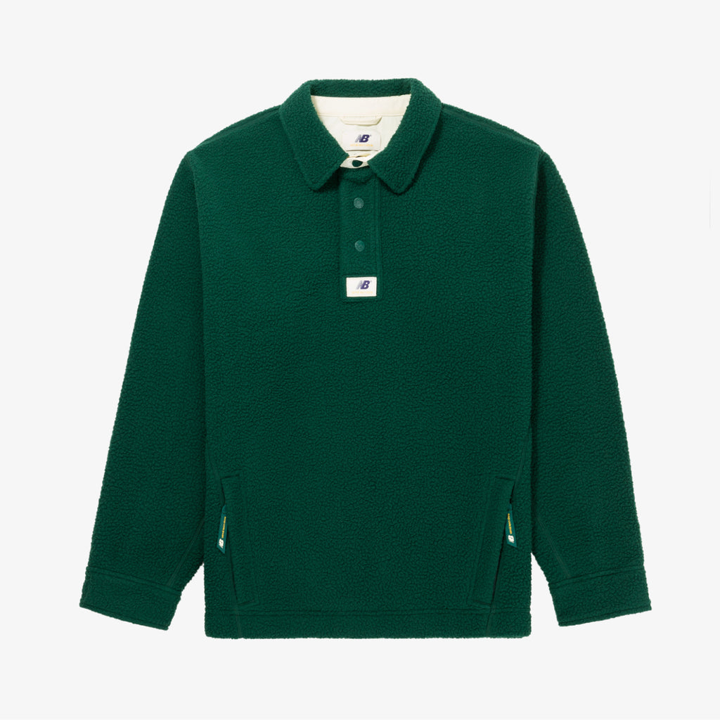 ALD / NEW BALANCE DEEP PILE PULL OVER
