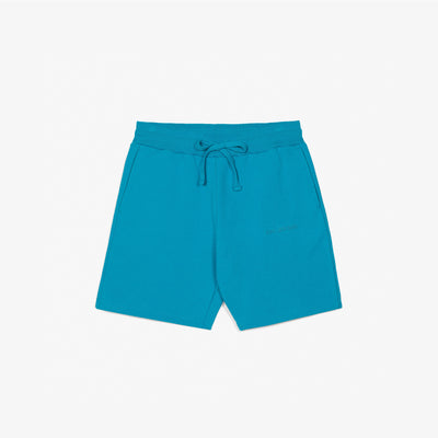 FRENCH TERRY SHORTS - TEAL - Sweat shorts Aimé Leon Dore