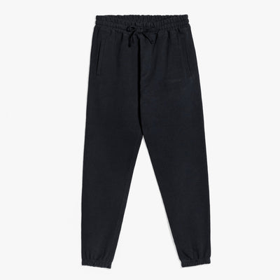 FRENCH TERRY SWEATPANTS - BLACK - Sweatpants Aimé Leon Dore