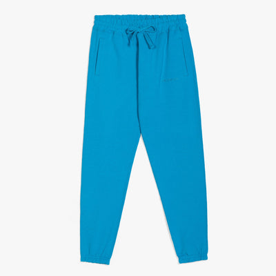 FRENCH TERRY SWEATPANTS - TEAL - Sweatpants Aimé Leon Dore