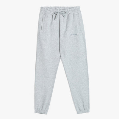 FRENCH TERRY SWEATPANTS - HEATHER GREY - Sweatpants Aimé Leon Dore