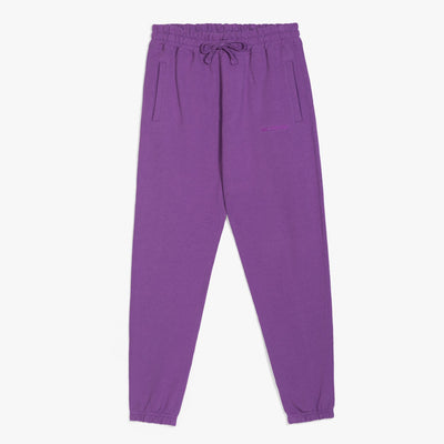 FRENCH TERRY SWEATPANTS - PURPLE TAPE - Sweatpants Aimé Leon Dore