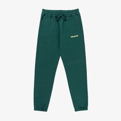 LOGO SWEATS - GREEN