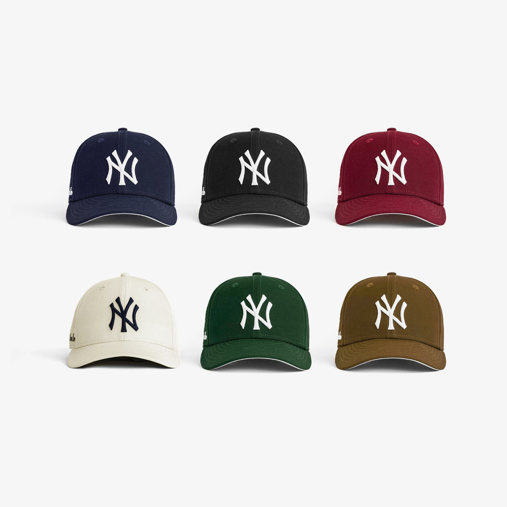 NEW ERA YANKEES HAT - GREEN