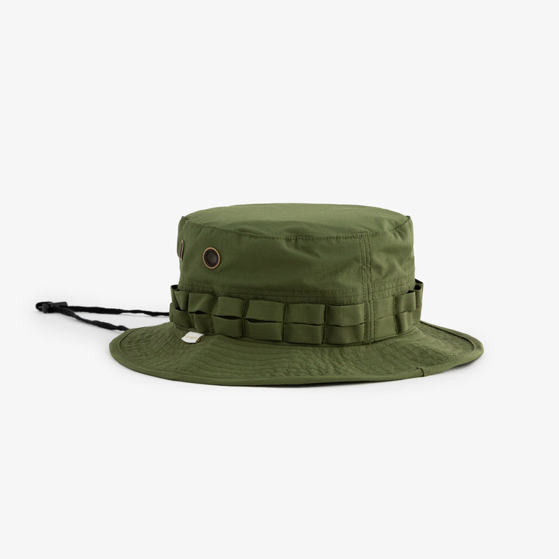 Ripstop Nylon Bucket Hat