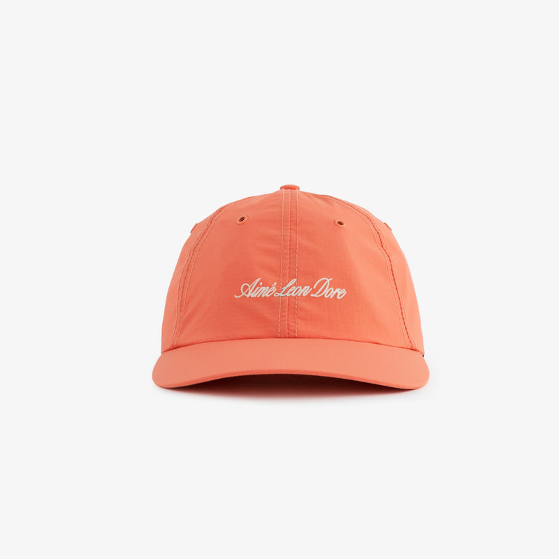 Nylon Logo Hat