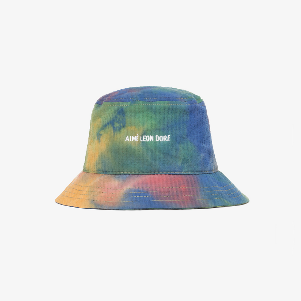 ALD LEISURE BUCKET HAT - MULTI COLOR 2 - Accessories Aimé Leon Dore ... a93c5527a00