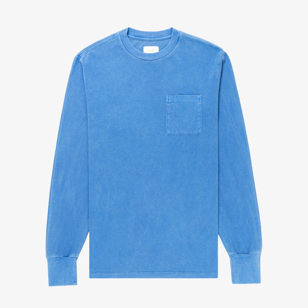 ALD LS UNIFORM POCKET TEE