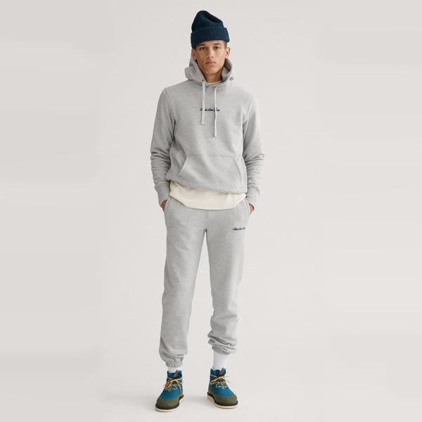 LOGO SWEATS - GREY