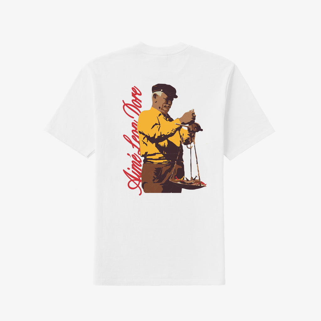 UNCLE GEORGE GRAPHIC TEE