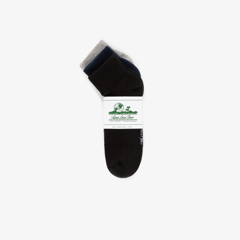 Ankle Sock 3 Pack