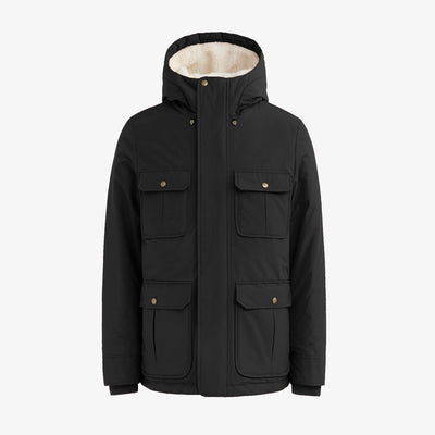 MOUNTAIN JACKET - BLACK