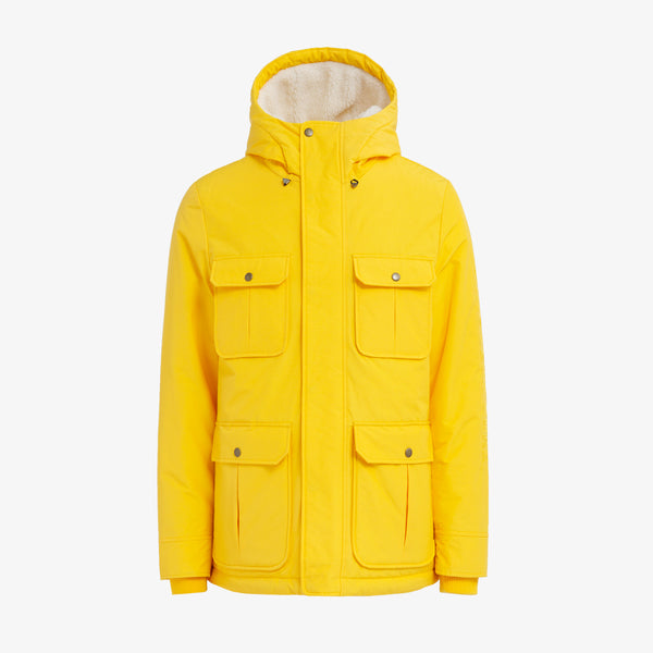 MOUNTAIN JACKET - YELLOW