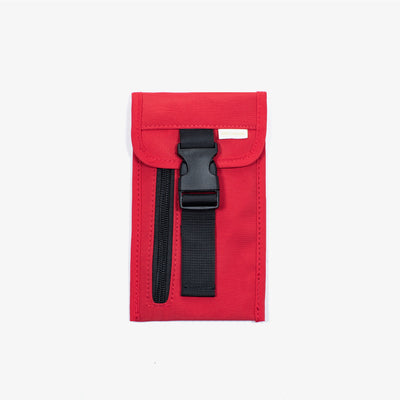 ALD ACCESSORIES POUCH - RED - Bags Aimé Leon Dore