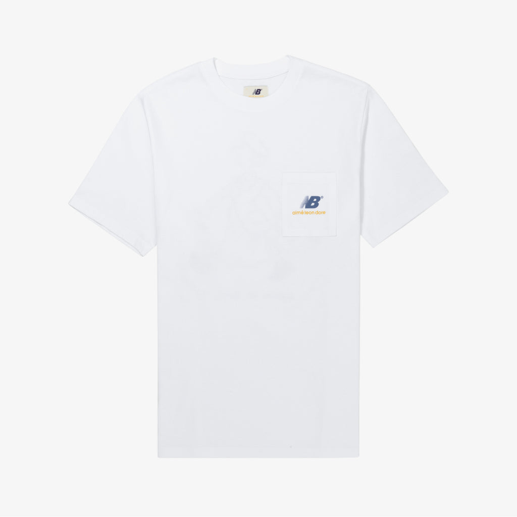 ALD / NEW BALANCE GRAPHIC POCKET TEE